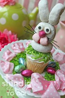 Conejos de Pascua, Magdalenas