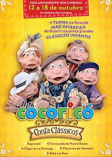 Download Filme Cocoricó – Conta Clássicos – DVDRip AVI