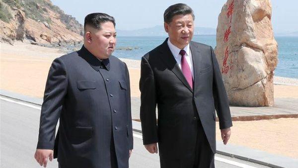 China y Corea del Norte fortalecen lazos tras reunión