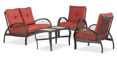 Luxe Patio Seating For Less Than 600