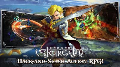 Download Heroes Of Skyrealm v0.3.0 Apk Terbaru Screenshot 1