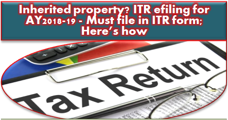 inherited-property-itr-efiling