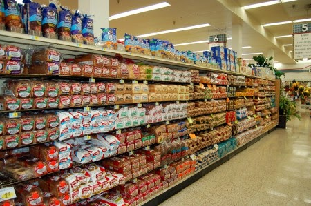 Buitenlandse supermarkten