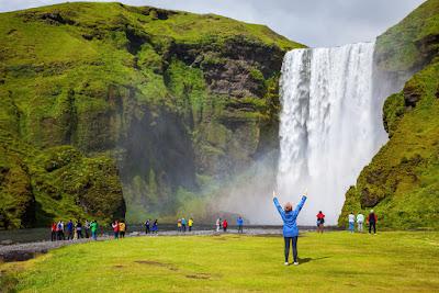 El turismo en Islandia tiene grandes ventajas y desventajas en zonas de importancia natural