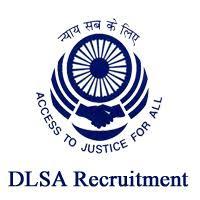 District Legal Service Authority - DLSA Sarkari Naukri 2019