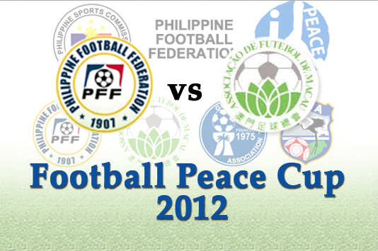 Watch Philippine Azkals vs Macau Live Streaming September 27, 2012