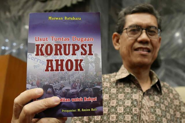 M Taufik: Usut Tuntas Kasus Korupsi yang Diduga Melibatkan Ahok