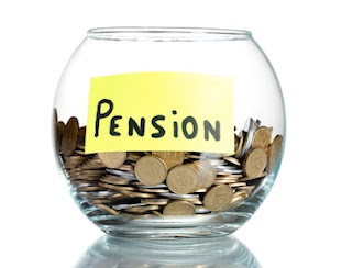 The company pension scheme