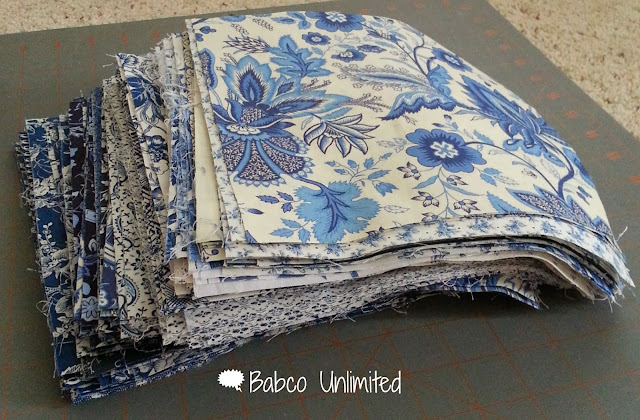 BabcoUnlimited.blogspot.com - Old Italian Quilt