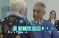 Logo Diventa gratis una delle 150 tester DentalPro Chek-up professionale e igiene dentale o sbiancamento dentale