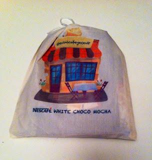 Nescafe White Choco Mocha kbeyaz çikolata kahve