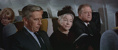 Airport 1970 movie Helen Hayes Van Heflin