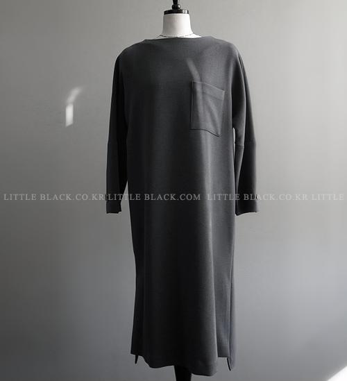 Asymmetrical Hem Shift Dress