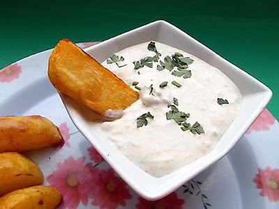 Pieczone ziemniaki bez soli.