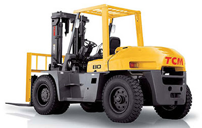 xe nâng diesel 8 tan