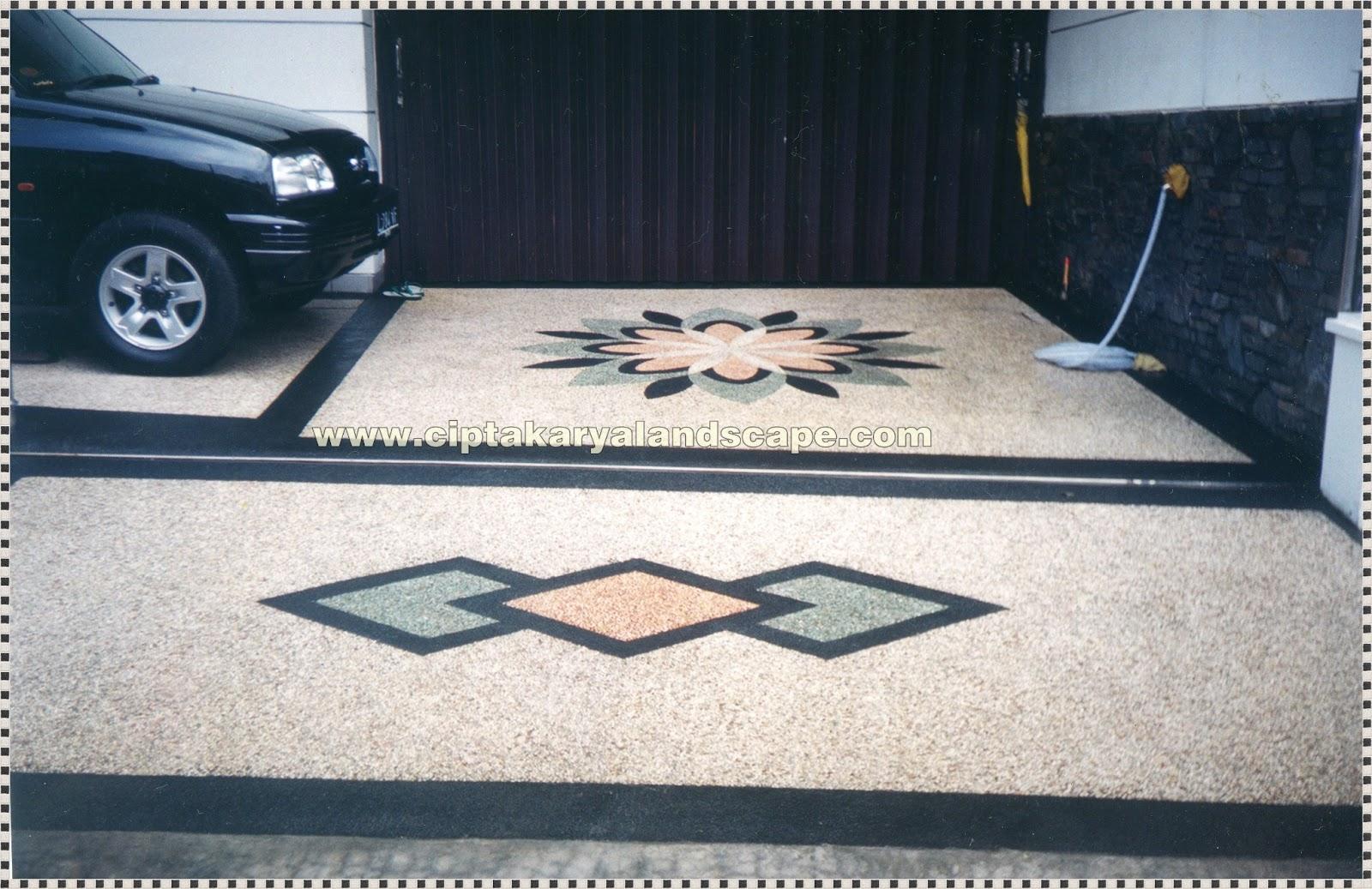 Harga Keramik Lantai Garasi Mobil