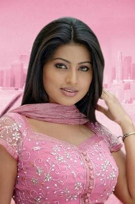 Actress Sneha Hot And Spicy In Saree Stills Mallu Actress