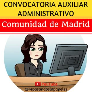oposiciones-auxiliar-administrativo-madrid