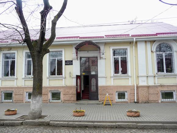 Білгород-Дністровський. Бібліотека. Пам'ятка архітектури. 19 ст.
