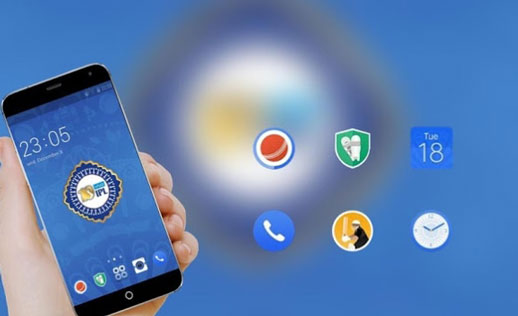Tema Vivo Android Terbaik