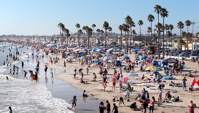 Roteiro por Newport Beach