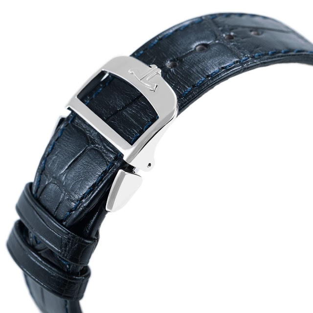 Jaeger-LeCoultre Grande Reverso Night & Day buckle
