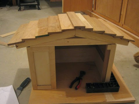 Diy Rabbit House Do It Yourself Ideas And Projects