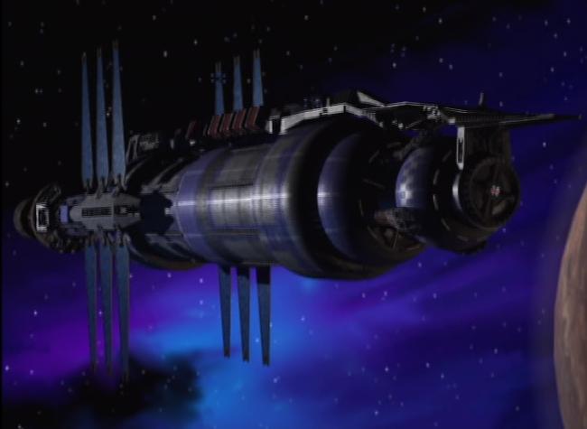 Babylon 5 Station Png The Solar System is bi...