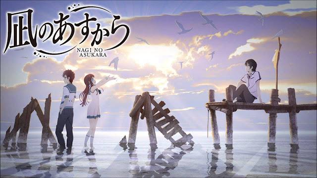 nagi 15 Anime Terbaik Berlatar Pedesaan