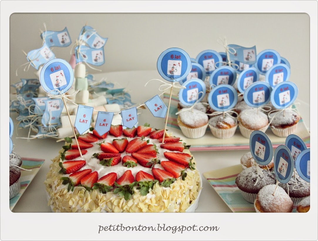 Dekoracja Urodziny