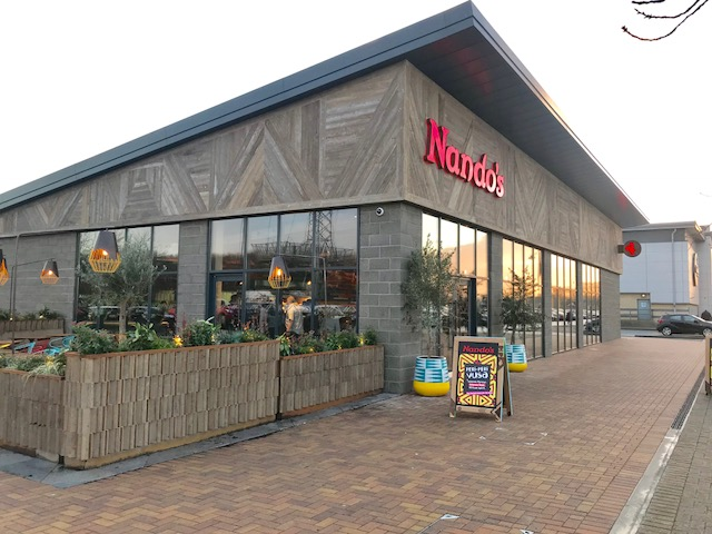 Nandos, Kingswood Hull