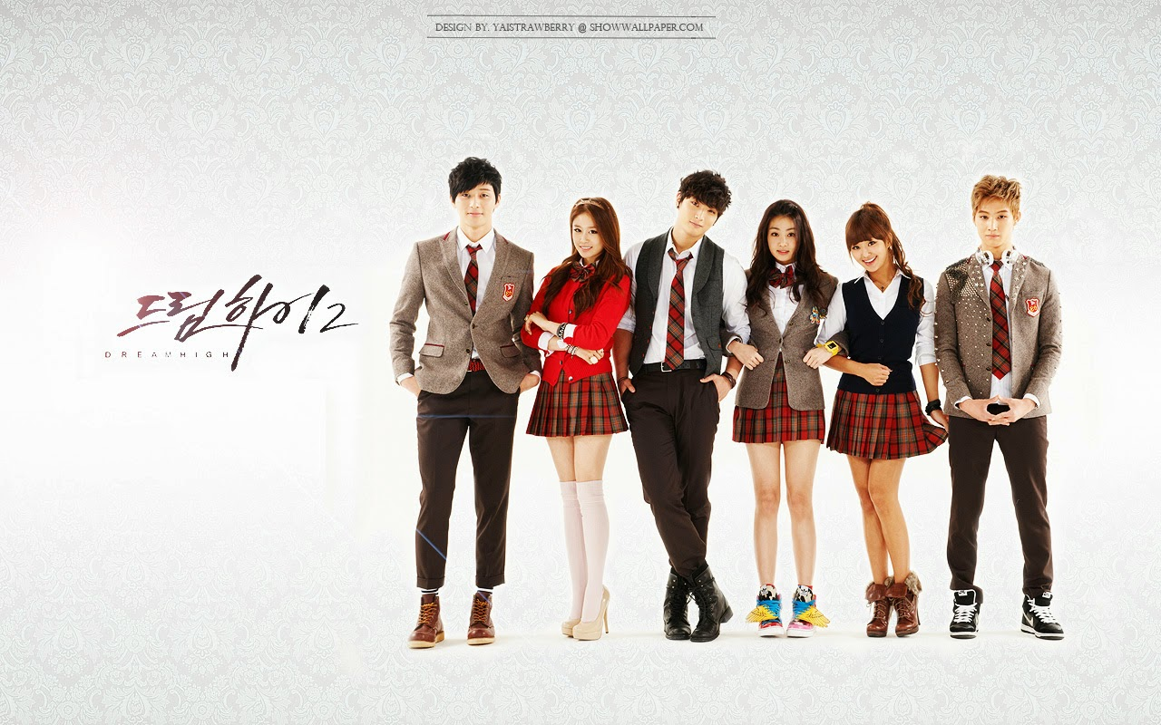 Dream High 2 Kang So Ra kdrama, musical rom com korean drama withdrawal syndrome