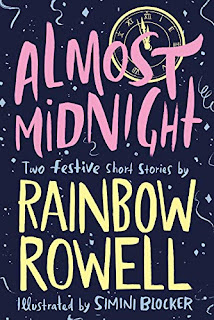 copertina almost midnight rainbow rowell