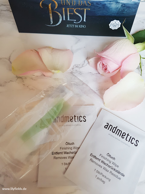 andmetics - Brow Wax Strips