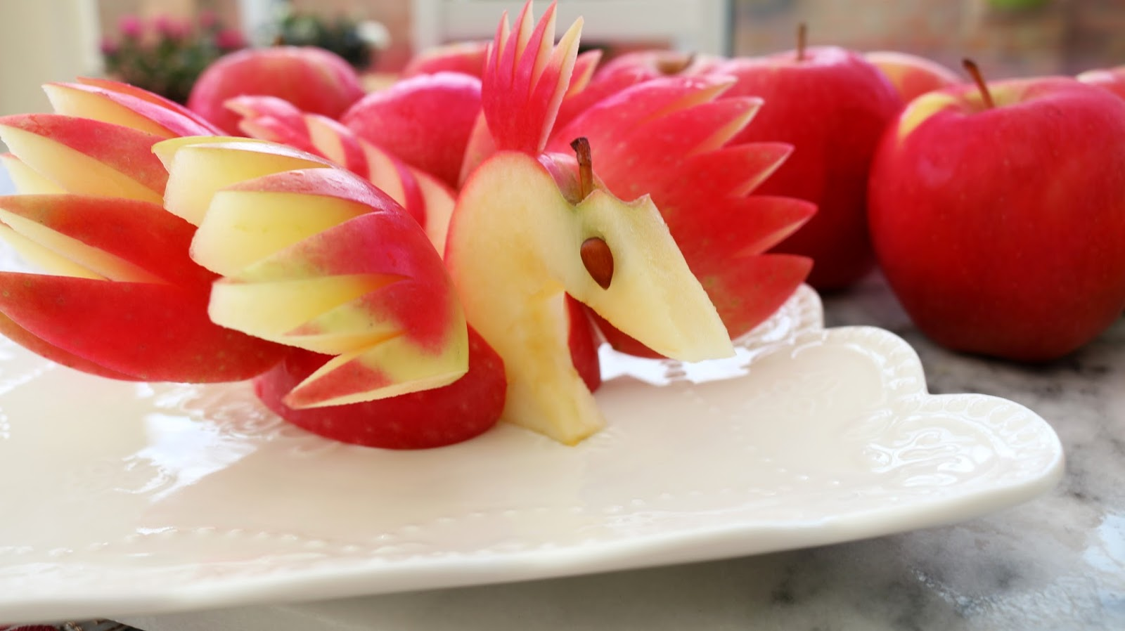 Italypaul art in fruit vegetable carving lessons how to make