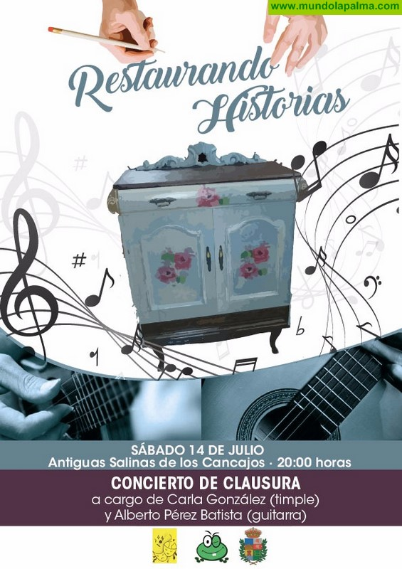 RESTAURANDO HISTORIAS: Concierto Clausura