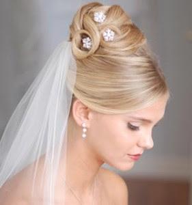 cabelo de noiva 2012