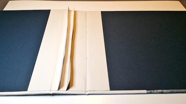 Encuadernación en espina. Scrapbook