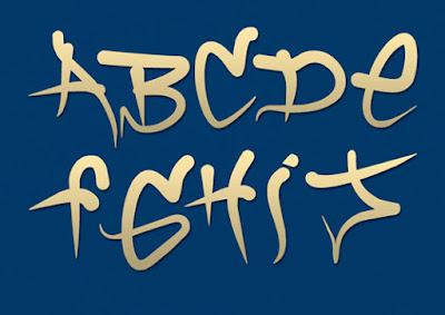 Brock Vandalo Free Font Graffiti