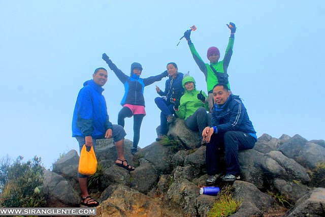 Mount Apo summit