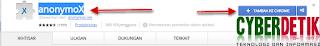 Cara Membuka Internet Positif Pada Google Chrome, Mozila Firefox