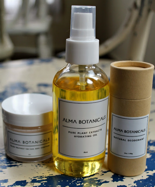 Alma Botanicals Review