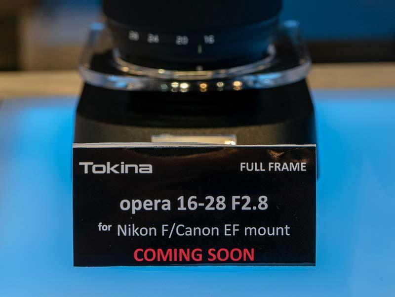 Tokina Opera 16-28mm f/2.8 FF