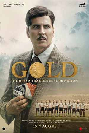 Gold 2018 Bollywood 300MB Movie Hindi HDRip 480p
