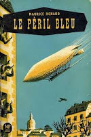 Maurice Renard Le péril bleu Infolio