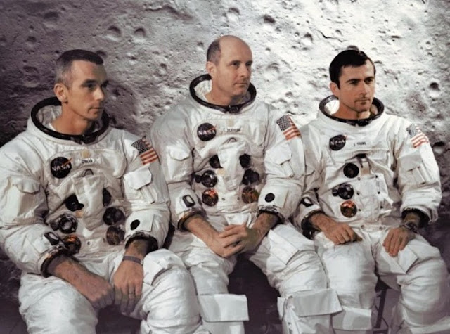 Angkasawan Apollo 10 yang Terdengar Azan di Angkasa