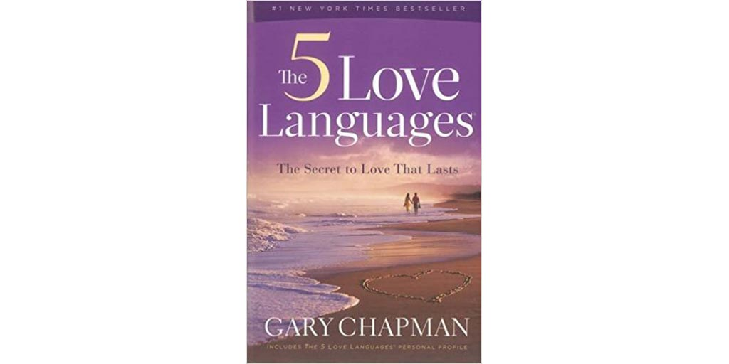 Book of the Month: The 5 Love Languages by Gary Chapman