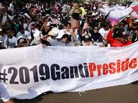 KPU dan Bawaslu Anggap #2019GantiPresiden Bukan Pelanggaran