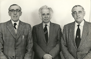 Ronald Davies, Gordon Overthrow, Eric Davies