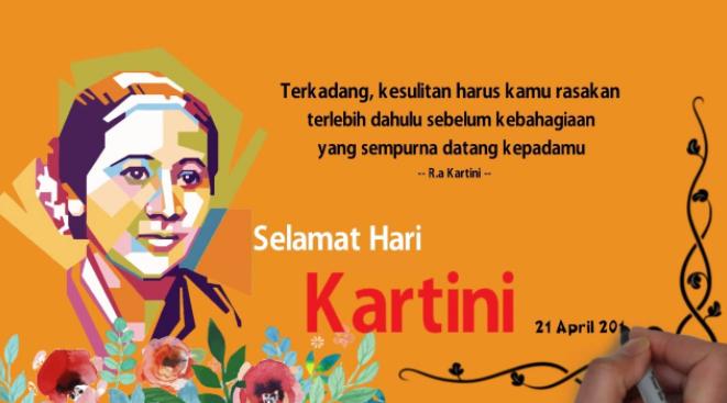 Kumpulan Ucapan Selamat Hari Kartini Yang Menginspirasi Wanita